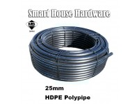 25MM x 100M PN12.5 High Density Polyethylene HDPE Pipe(SIRIM)-POLY PIPE