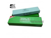 "8"" 5 TIGER COMBINATION SILICON CARBIDE SHARPENING STONE WITH PVC BOX"