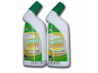 2 BOTTLE 500ML EDAY DIAMOND BATHROOM & TOILET BOWL DETERGENT