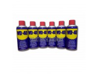 6 BOTTLE 277ML WD-40 MULTI PURPOSE LUBRICANT SPRAY(MADE IN USA)