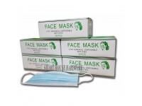 5 BOX 3-PLY SURGICAL DISPOSABLE MASK WITH TIES