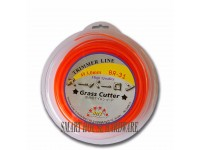 1LB HITZ GRASS CUTTER TRIMMER LINE 3.0MM