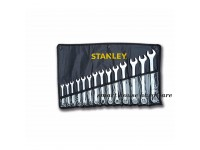 STANLEY 14PCS COMBINATION SPANNER SET 8-24mm