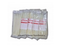 "4"" 1000PCS SELF-LOCKING NYLON CABLE TIES"