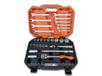 "1/2"" MK-TOL-4631 MR MARK 31PCS SOCKET WRENCH SET"