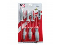 M10 7PCS INSULATED SCREWDRIVER SET