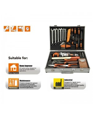 Mr Mark 51pcs Lite Series Tools Set (Aluminium Case) - MK-LITE-4851