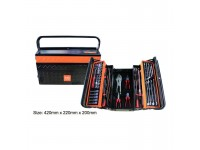 "MK-SET-393 62 PCS 1/2"" DR.SOCKET & TOOL SET"