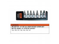 MK-SET-BIT005 07 PCS BIT SOCKET SET (4024M)
