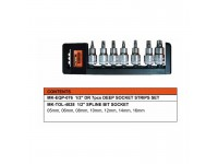 MK-SET-BIT006 07 PCS BIT SOCKET SET (4026M)