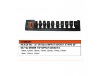 MK-SET-IMP004 10 PCS IMPACT SOCKET SET (84400M 6P)