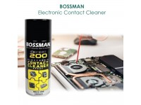 BOSSMAN ELECTRONIC CONTACT CLEANER SPRAY 400ML
