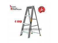 STRONG MAN 4 STEPS SINGLE LADDER