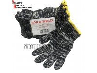 12pair B-1200# COTTON GLOVE