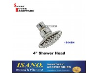"4"" ISANO SHOWER HEAD-1804SH"