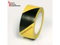 "2"" WARNING YELLOW AND BLACK TAPE (STICKER)"