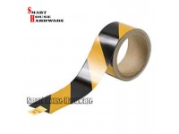 "2"" WRANING YELLOW AND BLACK TAPE REFLECTIVE"
