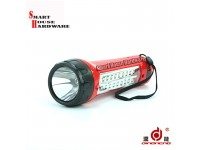 DINGNENG DN-112 LED SUPER CAPACITY TORCH