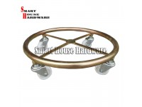 METAL GAS ROLLER STAND